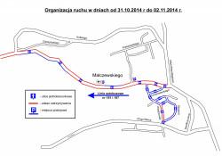 Zmieniona organizacja ruchu w Sopocie.