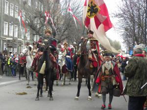 Parada Niepodległości w Gdańsku rozpocznie się o godz. 10.