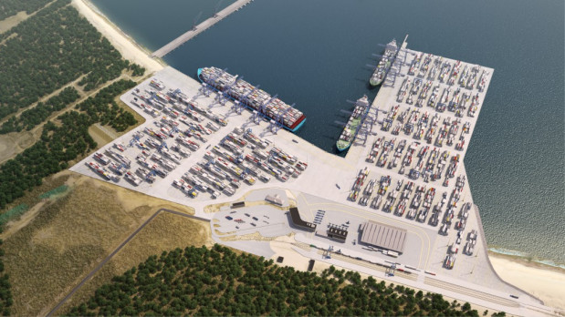 Inwestorem nowego, głębokowodnego nabrzeża kontenerowego jest DCT, spółka zarejestrowana w Polsce, która w większości należy do Global Infrastructure Fund II, funduszu zarządzanego przez Macquarie Group of Companies, z siedzibą główną w Australii. Nowy terminal, czyli DCT2, ma zostać ukończony w 2016 roku.