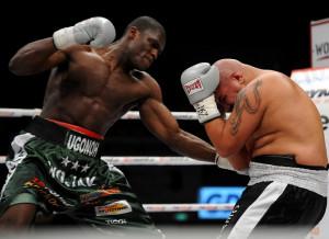 Brat Osi, Izuagbe, jest utytułowanym bokserem.