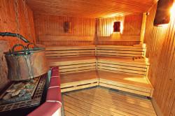 Sauna z aromaterapią w Aqua Spa Sopot.