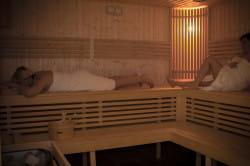 Sauna fińska w Hotel SPA Wieniawa.
