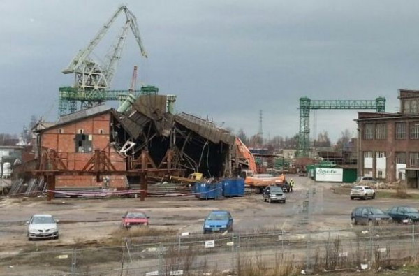 Na apel mieszkańców w sprawie wyburzeń na terenie dawnej Stoczni Gdańskiej odpowiedział prezydent RP Bronisław Komorowski.