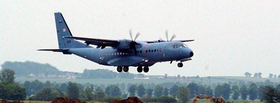 Taki samolot rozbił się w Mirosławcu.
