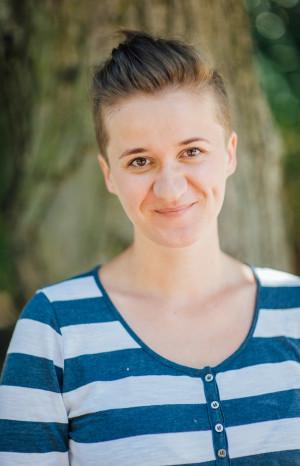 """Katarzyna Dułak - psycholożka, trenerka i edukatorka seksualna, pracuje w Poradni Zdrowia Psychicznego """"Bez Tabu"""""""