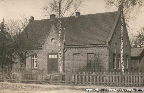Budynek szkoły, do której uczęszczała Małgorzata.