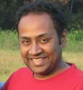Satyajit Chakraborty, autor gry o obronie Westerplatte.