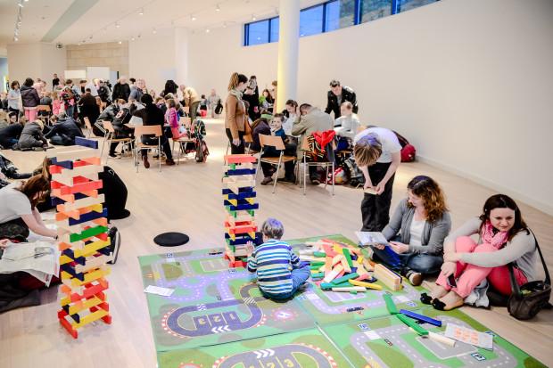 Plac zabaw w Muzeum Miasta Gdyni