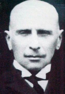 Pierwszy dowódca KPW, komandor Witold Panasewicz.