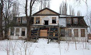 ... i ten sam budynek w marcu 2010 roku.
