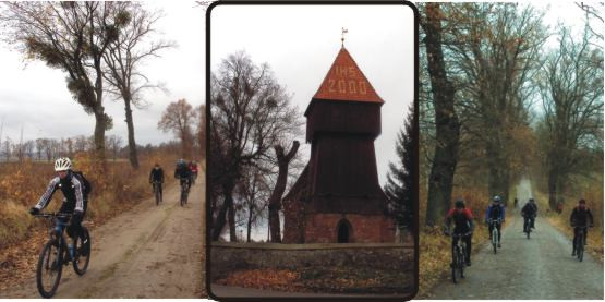 z Kwietniewa, szlakiem Świętego Wojciecha