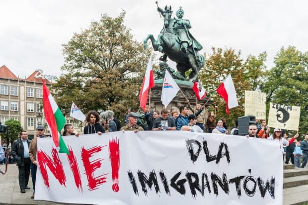Zawiadomienie w sprawie złamania prawa przez manifestujących w Gdańsku wpłynęło już do prokuratury.