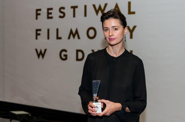 Agnieszka Grochowska najlepszą aktorką.