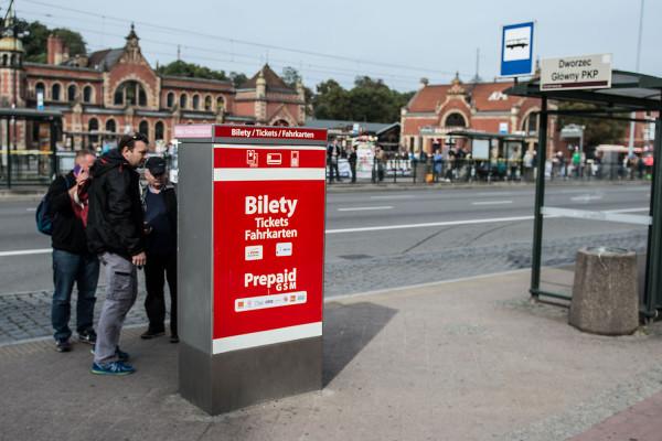 W Gdańsku automaty biletowe obsługuje tylko jedna firma. Chętnych jest więcej, ale do wyłonienia kolejnych operatorów nie dochodzi.