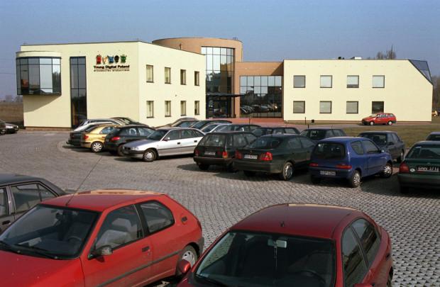 Nowe budynki centrum biznesowego Allconu przez ponad 20 lat były siedzibą spółki Young Digital Planet.