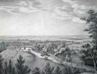 Na pierwszym planie – Góra Jana (Johannisberg).