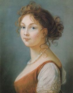 Królowa Luiza w 1801 r.