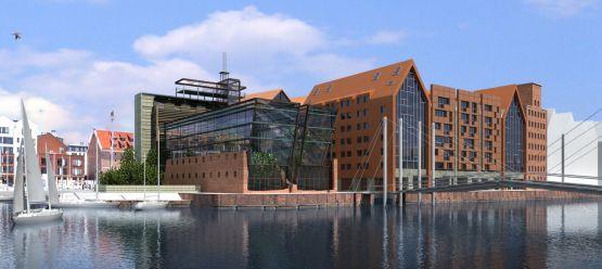 Zwycięski projekt gdańskiej pracowni architektonicznej MAT.