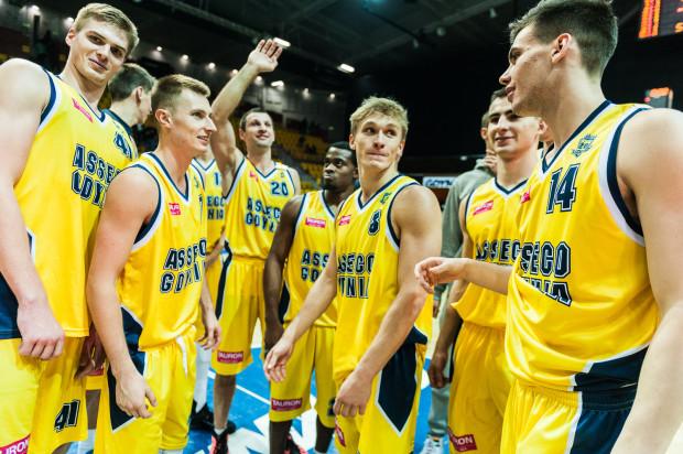 Pomimo słabszej dyspozycji w czwartej kwarty Asseco zachowało czyste konto po stronie porażek w Tauron Basket Lidze.