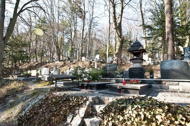 W Sopocie obowiązuje rejonizacja - chowani są tu tylko sopocianie lub osoby z Sopotem ściśle związane.