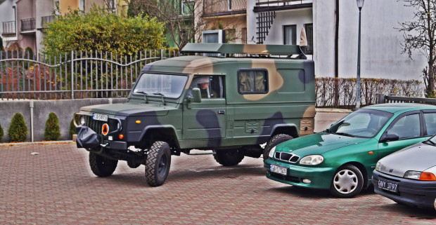 Nazwa samochodu pochodzi od kryptonimu polskiego ataku na Monte Cassino w czasie II wojny światowej