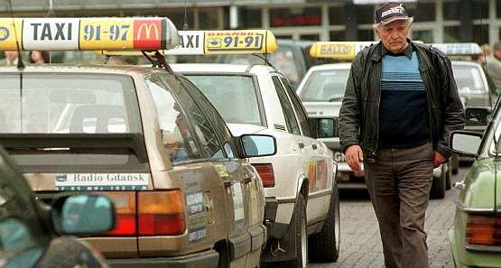 Gdańscy taksówkarze podnoszą ceny o ponad 30 proc.