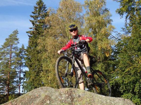 Jednodniowy wypad na rowery do szwedzkiego Blekinge