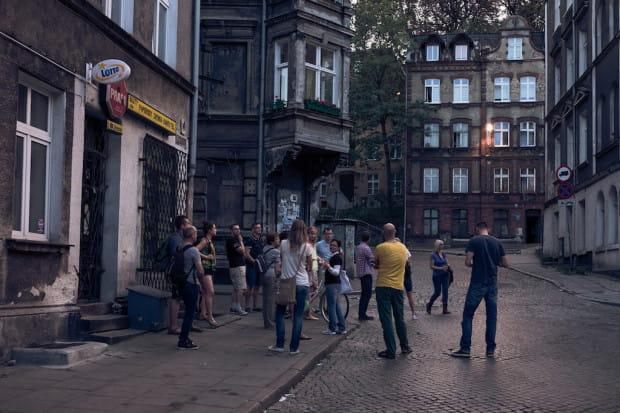 Zwyciężyła koncepcja z dzielnicą położoną blisko centrum, która jednak nie jest pierwszym wyborem spacerów turystów i mieszkańców.