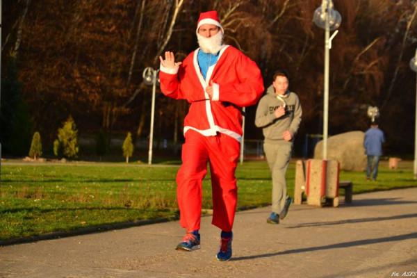 W przedświąteczne dni będzie można spróbować dogonić Świętego Mikołaja.