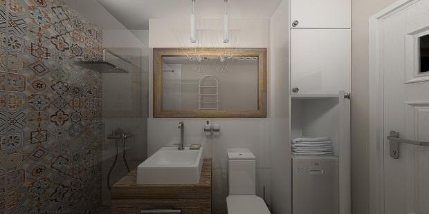 Urządzamy Nieustawną łazienkę Aranżacje Wnętrz Serwis Dom