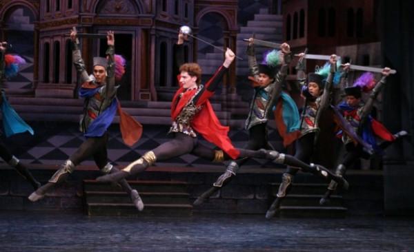 """Moscow City Ballet od wielu lat odwiedza Polskę ze swoimi produkcjami. 22 lutego obejrzeć będzie można balet Sergieja Prokofiewa """"Romeo i Julia"""", który w wykonaniu moskiewskiej grupy zagości w Trójmieście po raz pierwszy."""