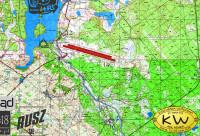Mapa topograficzna - pełna