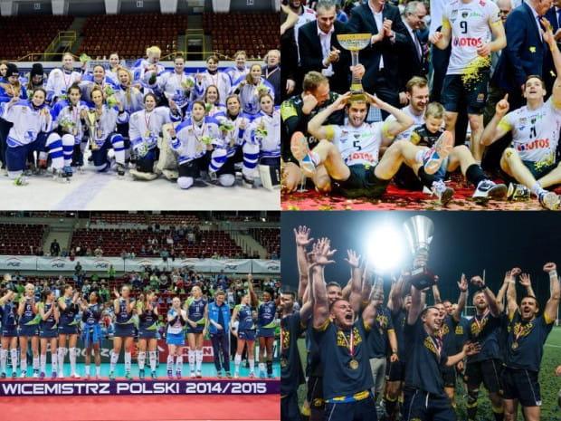 Złoto hokeistek Stoczniowca, Puchar Polski siatkarzy Lotosu Trefla, wicemistrzostwo Polski siatkarek PGE Atomu Trefla czy mistrzostwo w rugby 15 Arki. Między innymi te triumfy święcili na trójmiejskich arenach nasi sportowcy w 2015 roku.