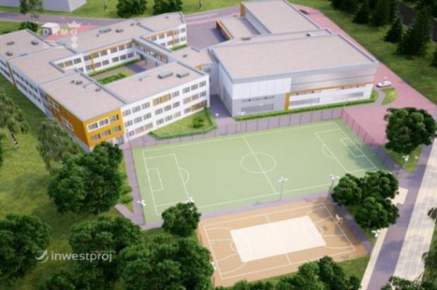 Szkoła w Kowalach miałaby powstać na bazie zmodernizowanego nieco projektu Pozytywnej Szkoły Podstawowej w Gdańsku.