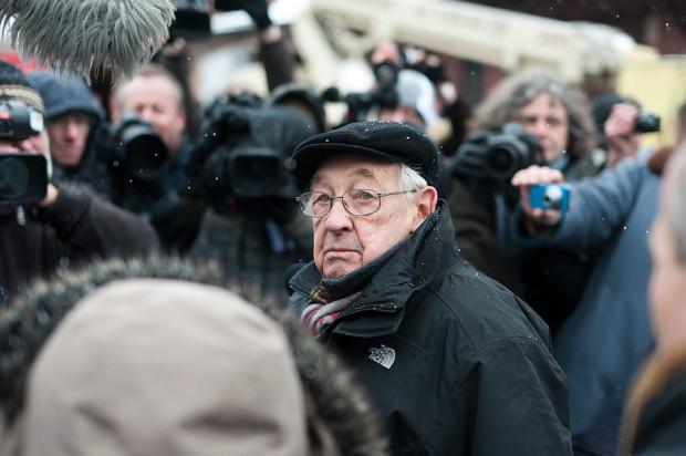 Andrzej Wajda został 27. honorowym obywatelem Gdańska.