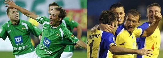 Paweł Buzała i Łukasz Trałka wygrali z Lechią II ligę, a tej klasy piłkarzy co Zbigniew Zakrzewski czy Dariusz Żuraw nie byłoby w Arce, gdyby nie ekstraklasa.