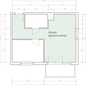 Rzut i wymiary mieszkania
