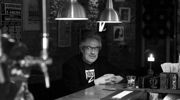 Leszek Pomierski był założycielem Blues Clubu w Gdyni i organizatorem Gdynia Blues Festival.
