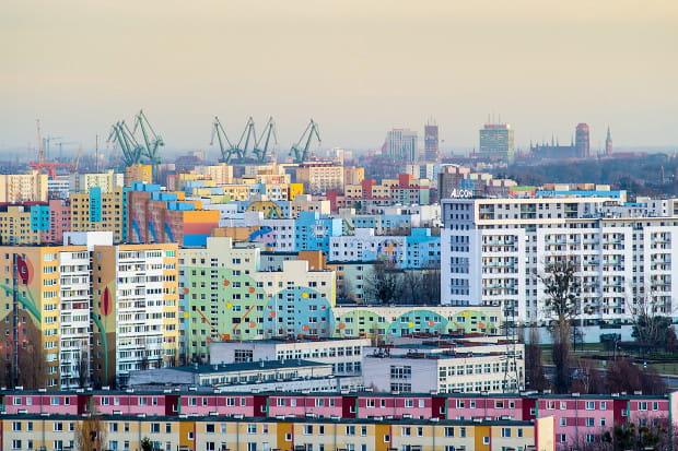 Zmiana zasad naliczania płatności podatku od nieruchomości dotyczy właścicieli mieszkań w blokach.