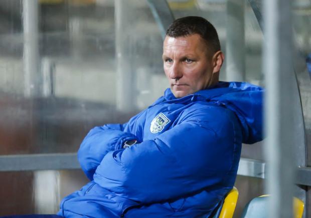 W I lidze Grzegorz Niciński prowadził Arkę Gdynia w 44 meczach. Co ciekawe w 19 jesiennych spotkaniach drużyna zdobyła tyle samo punktów co w 25 poprzedniego sezonu.