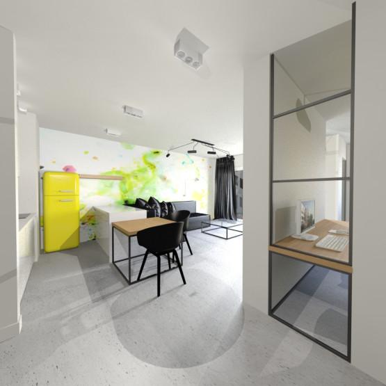 Inne rodzaje Beton architektoniczny. Na ścianę, podłogę lub jako stołowy blat IK15
