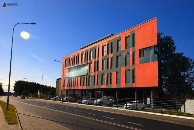 Budowa biurowca Rakietowa Office ruszy w lipcu