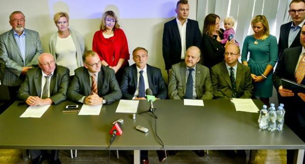 Przed wyborami samorządowymi mówiło się, że Zmuda Trzebiatowski to niemal pewny kandydat na wiceprezydenta.