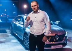 Krzysztof Głowacki, zawodowy mistrz świata organizacji WBO.