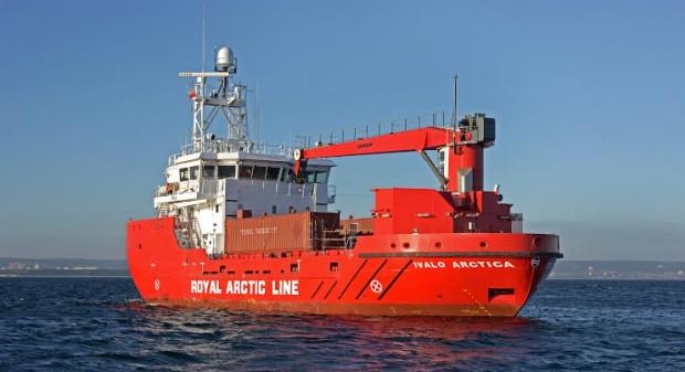 Ivalo Arctica wkrótce wyruszy w swój pierwszy rejs do duńskiego portu Aalborg, a następnie na Grenlandię.