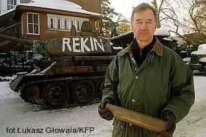 ...ani oliwski Rekin należący do Jerzego Janczukowicza...