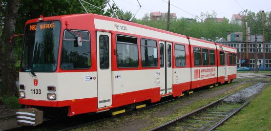 Na Chełm będą wjeżdżały tramwaje N8C sprowadzone z Dortmundu...