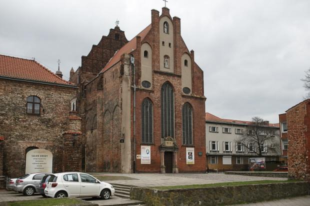 Kościół św. Józefa przy ul. Elżbietańskiej, gdzie posługują oblaci.