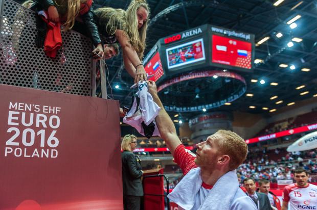 Karol Bielecki i jego koledzy z reprezentacji Polski piłkarzy ręczny ponownie w Ergo Arenie otrzymają mocne wsparcie kibiców. Doping ma ponieść biało-czerwonych na igrzyska olimpijskie w Rio de Janeiro.