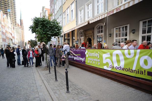 Weekend za pół ceny każdego roku wywołuje wśród mieszkańców Trójmiasta pospolite ruszenie.